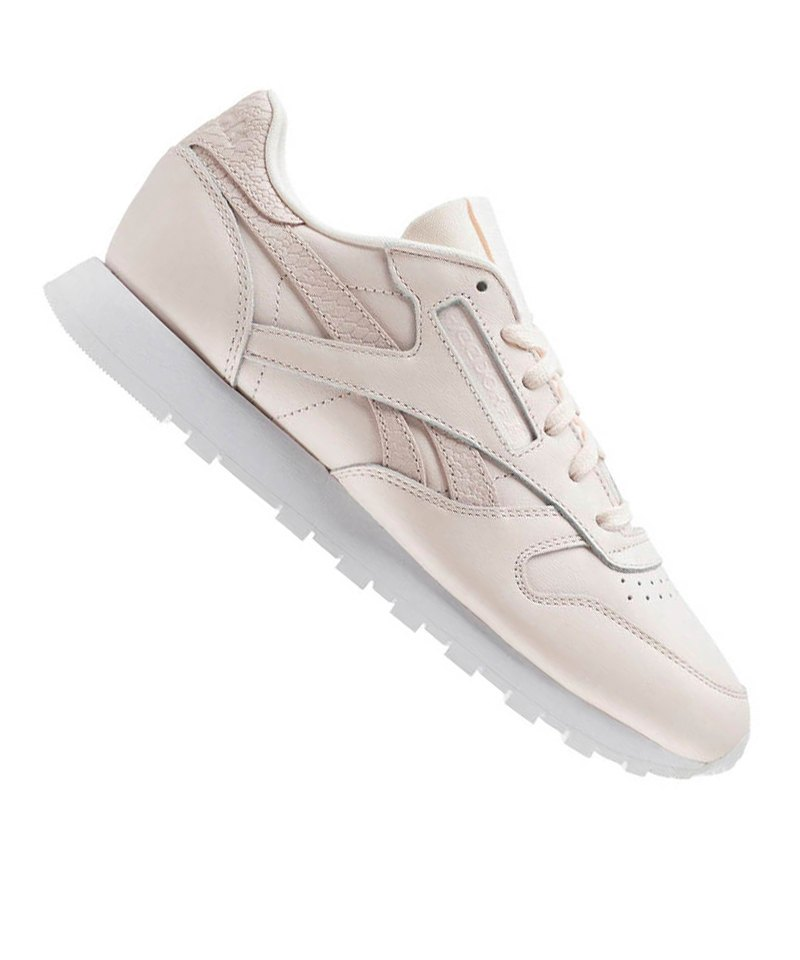 new products c90ef 78635 Reebok Classic Leather PS Pastel Damen Rosa