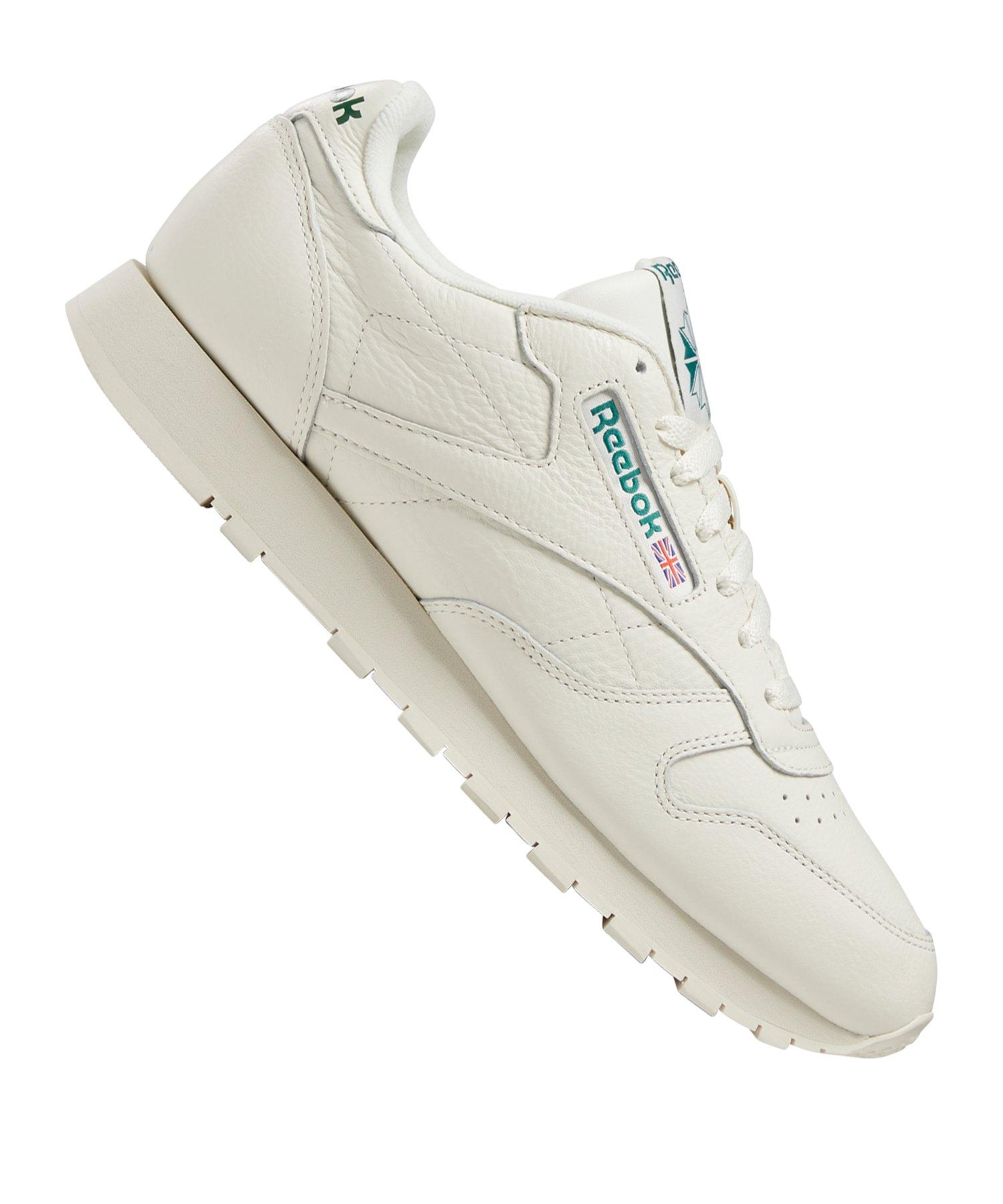 brand new 0a46d a5d80 Reebok Classic Leather Sneaker Beige