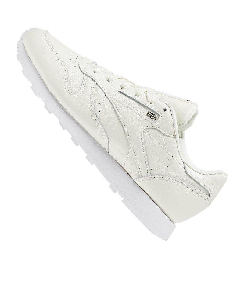 reebok classic leather x sneaker damen beige streetwear turnschuhe lifestyle