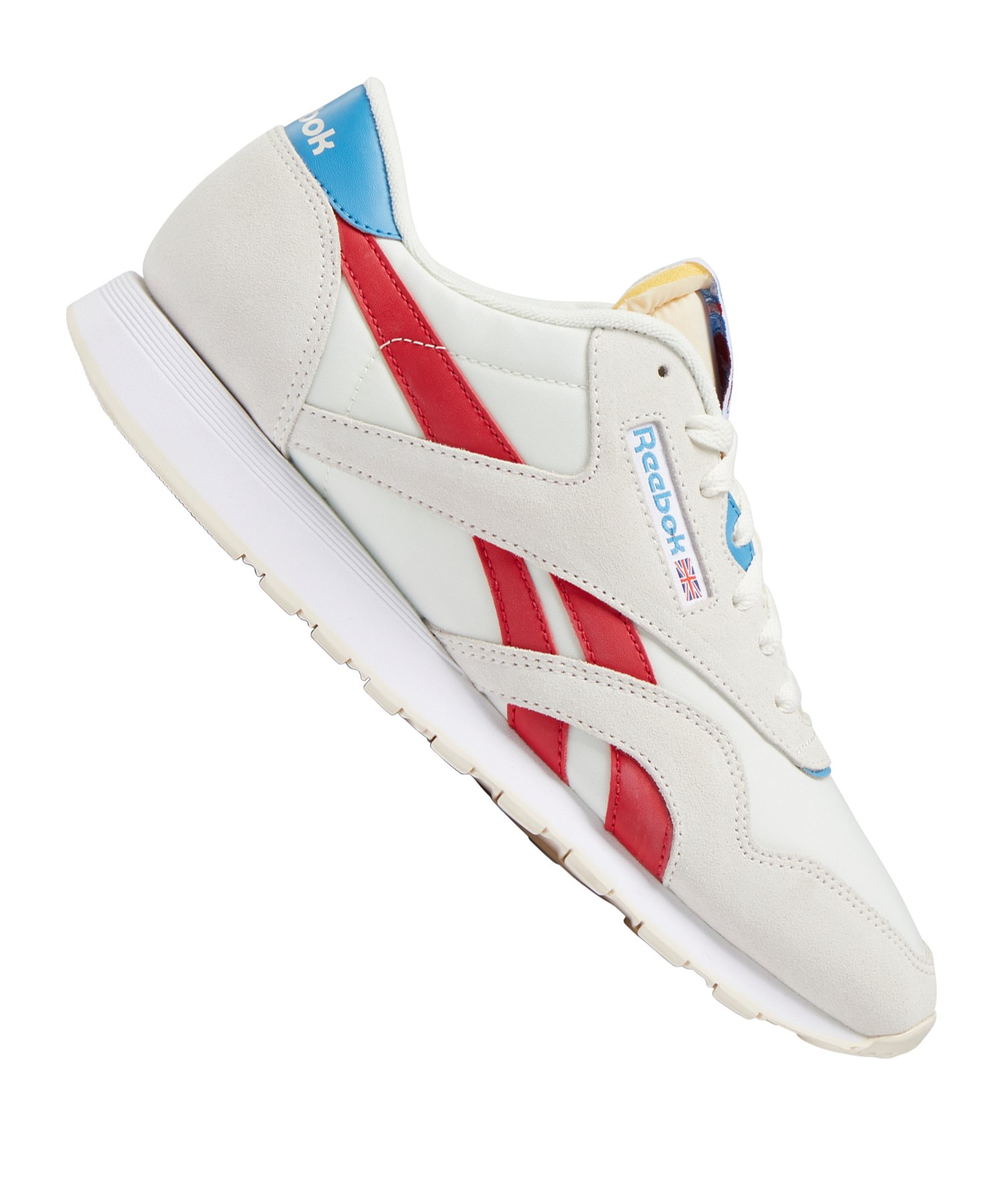 Reebok Classic Nylon Sneaker Beige