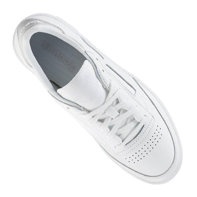 reebok club c 85 diamond sneaker damen weiss frauen women klassiker schuh shoe. Black Bedroom Furniture Sets. Home Design Ideas