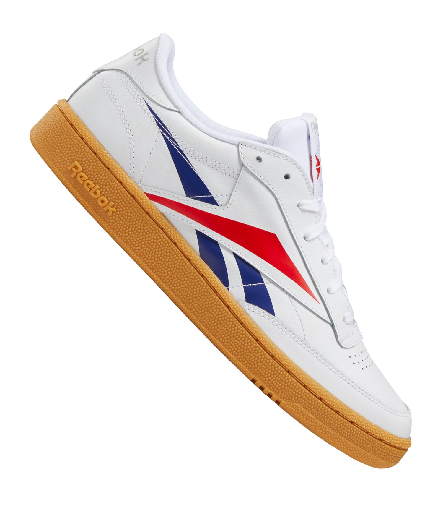reebok herren sneaker club c 85 mu in weiß