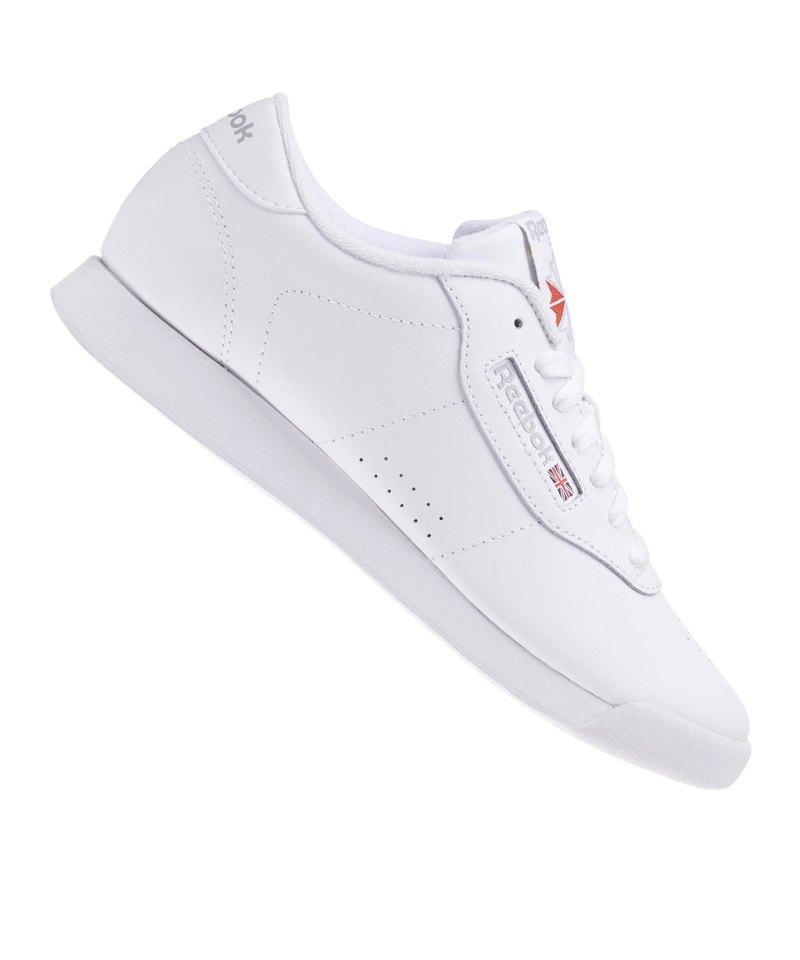 buy popular e0bf4 691e6 Reebok Princess Sneaker Damen Weiss