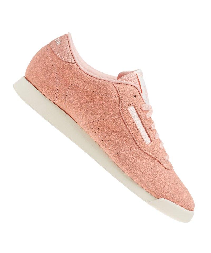 Damen Emb Turnschuh Reebok Princess Sneaker Woven Rosa gqgaEIw