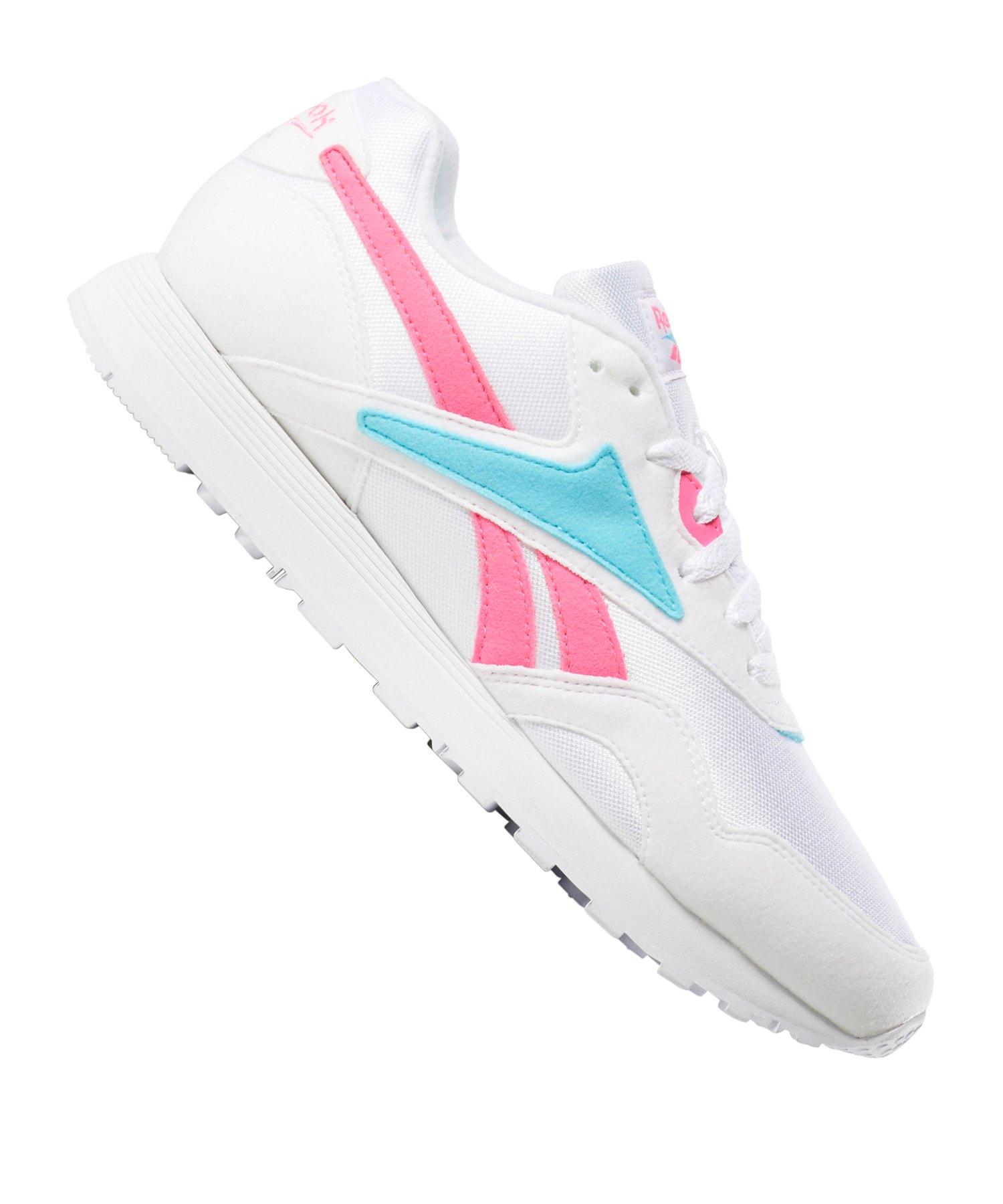 Reebok Rapide MU Sneaker Damen Weiss Pink