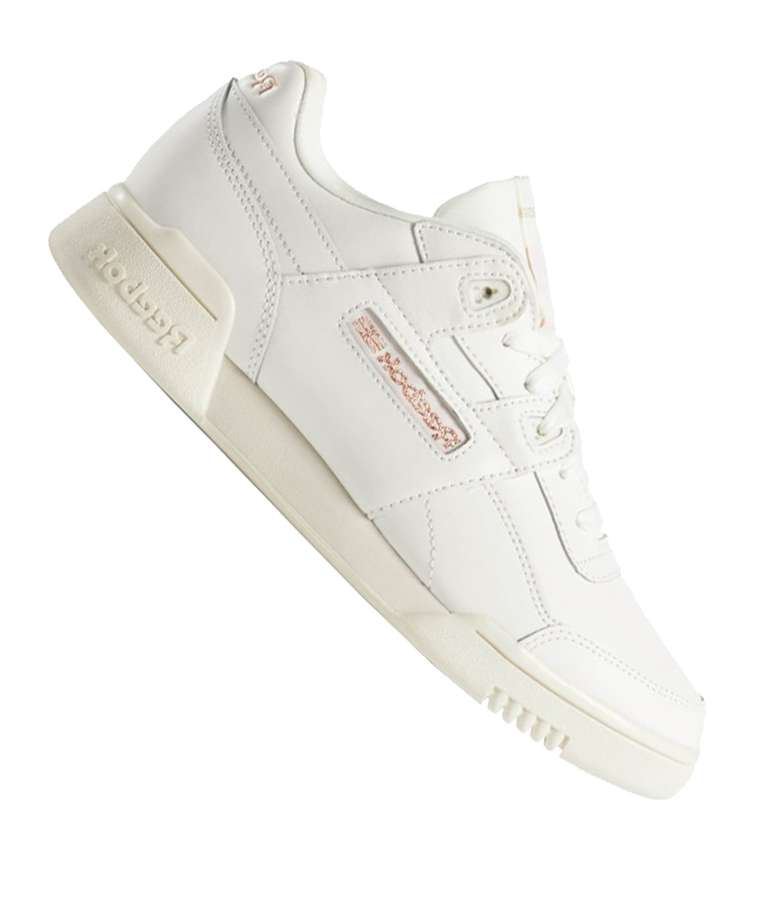 Reebok Workout Low Plus Sneaker Damen Weiss