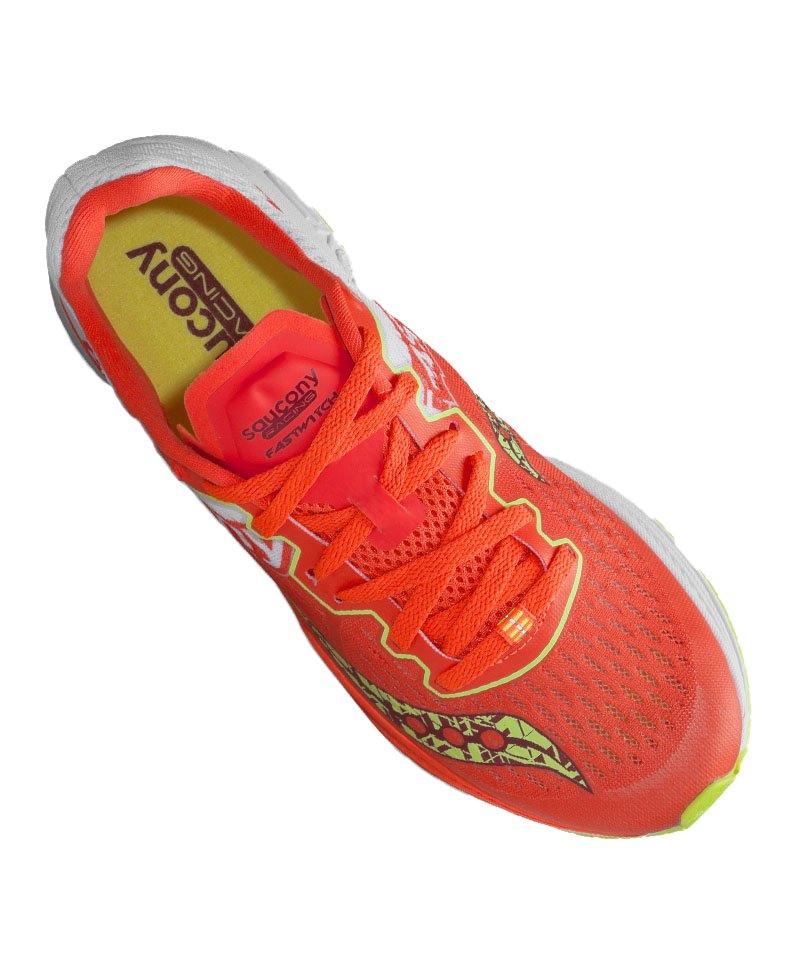 saucony fastwitch 8 running damen orange f1 frauenschuh shoe laufen joggen woman. Black Bedroom Furniture Sets. Home Design Ideas
