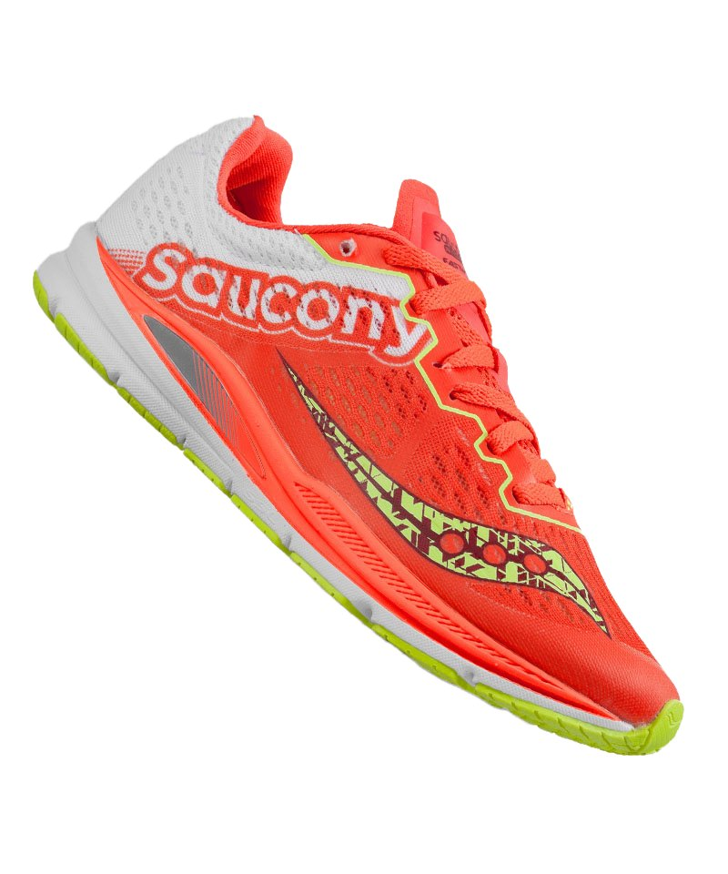 on sale 71087 5894f Saucony Fastwitch 8 Running Damen Orange F1