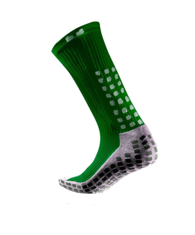 kosten charm bezahlbarer Preis Top Qualität TruSox Mid Calf Cushion Socken Grün Weiss