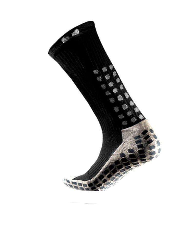 ausgereifte Technologien schöner Stil schön Design TruSox Mid Calf Cushion Socken Schwarz Weiss