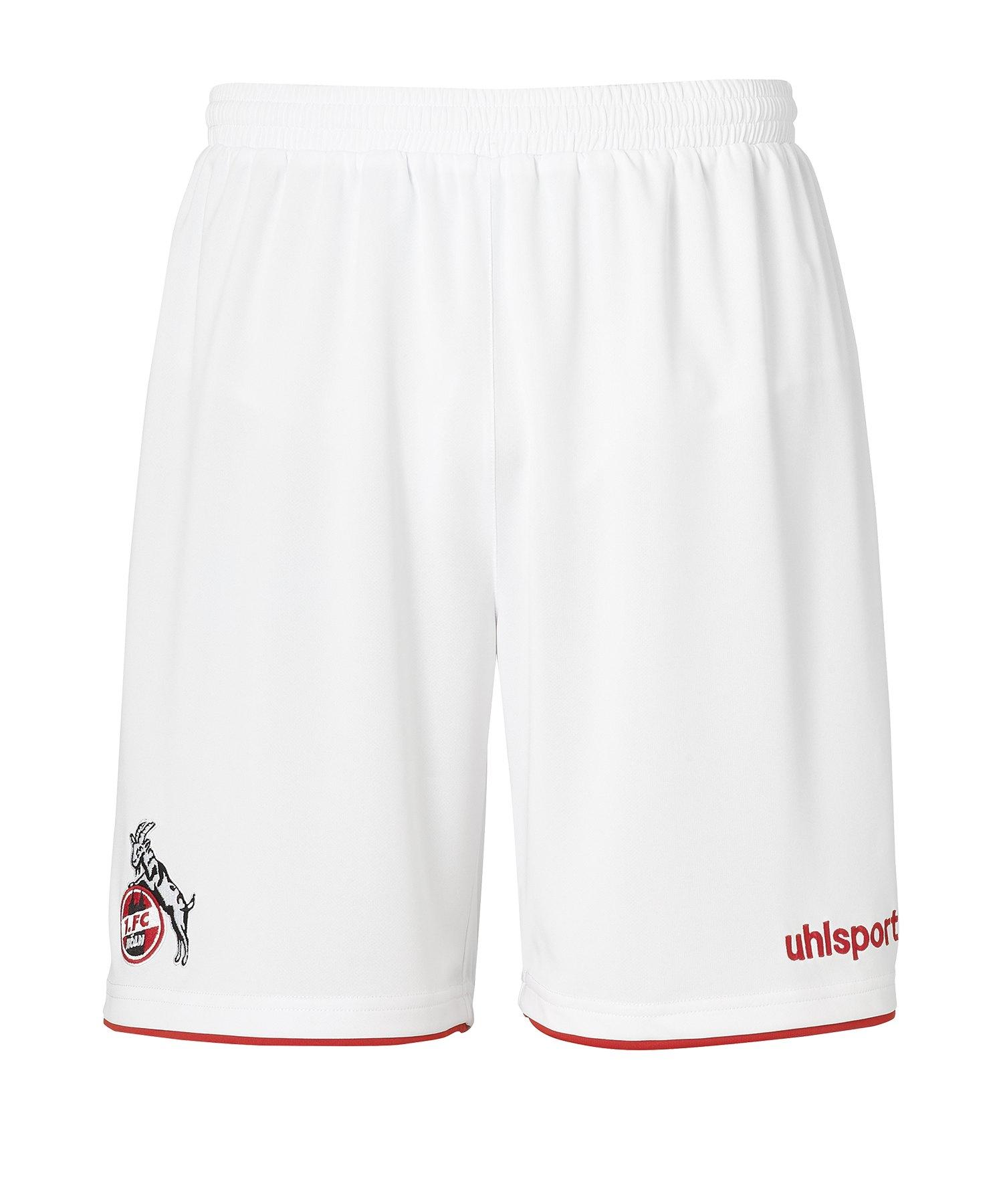 Uhlsport 1.FC Köln Home Trikot Shirt 2018//2019 Herren weiss