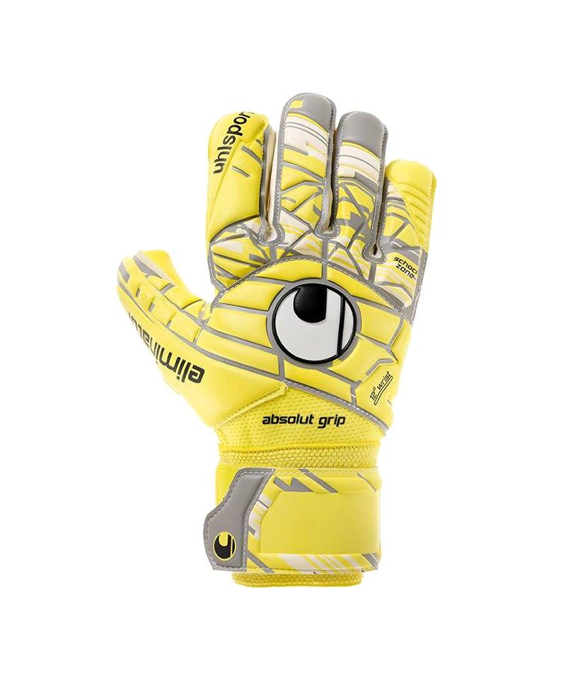 Uhlsport Eliminator Unlimited AG HN Handschuh F01 - gelb