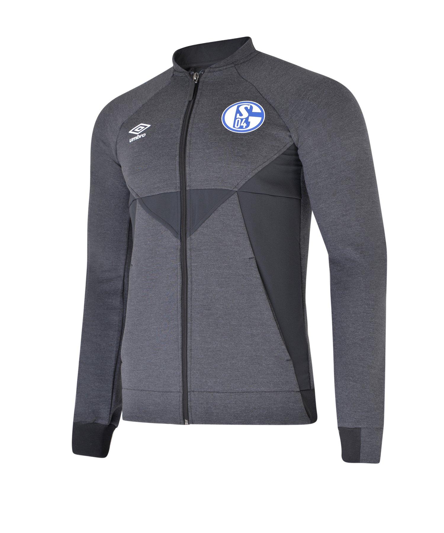 Umbro FC Schalke 04 Präsentationsjacke F741