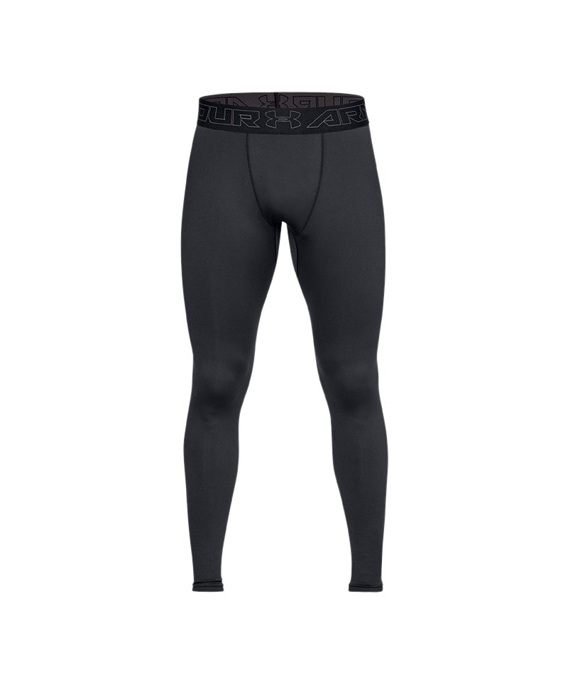 Under Armour CG Legging Tight Schwarz F001 - schwarz