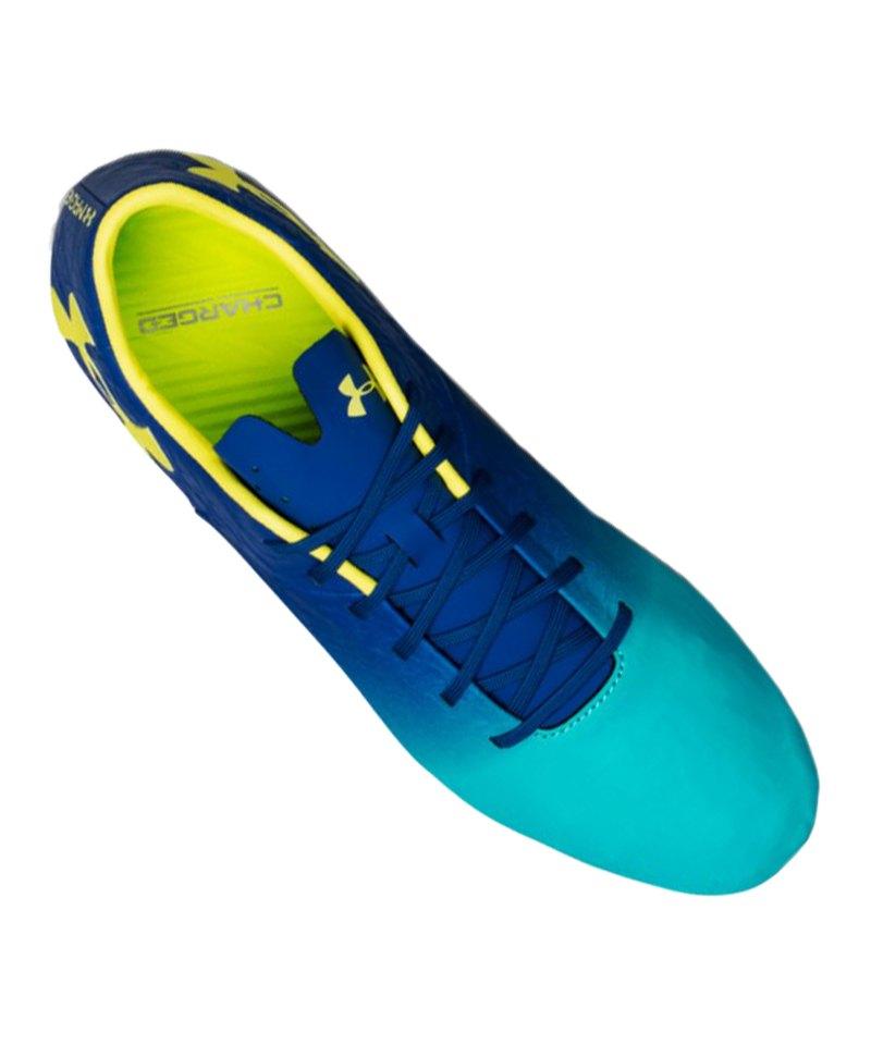 sports shoes 07356 7138a ... Under Armour Magnetico Premiere FG Türkis F300 - tuerkis ...
