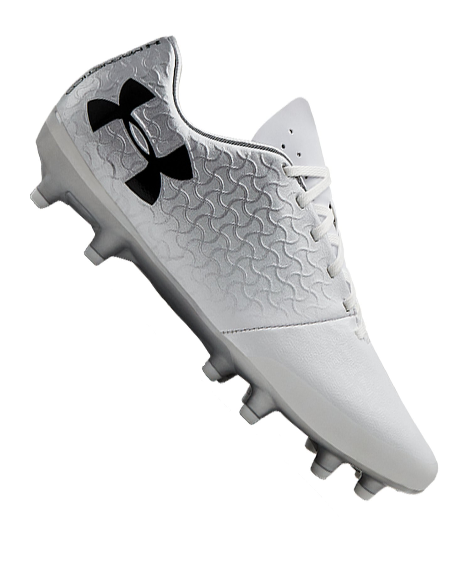 37c221126 Under Armour Magnetico Select FG Kids Weiss F100 |Kinderschuh ...