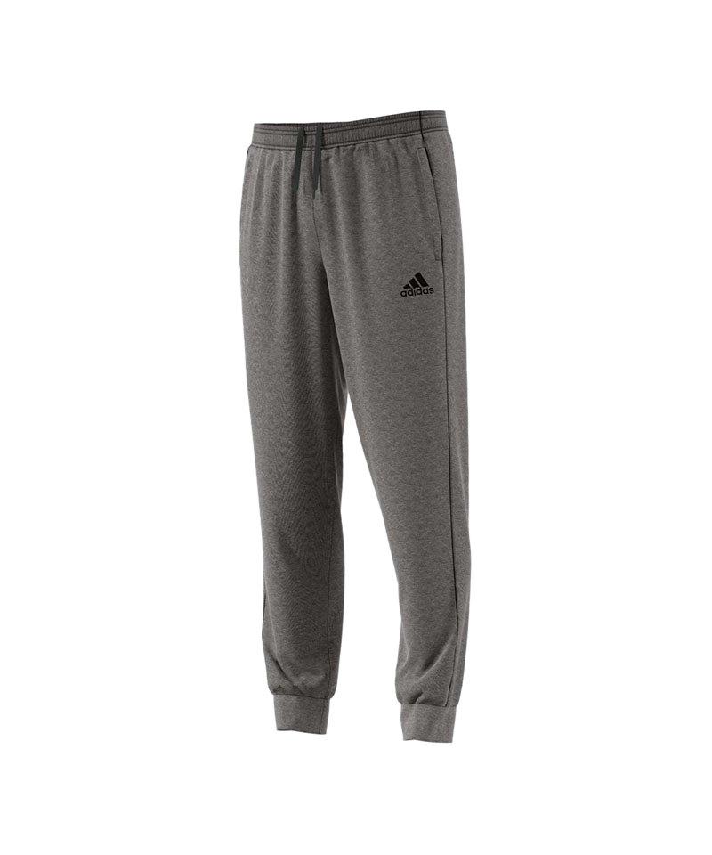 8aa0796b2eed51 adidas Core 18 Sweat Pant Grau Schwarz - grau