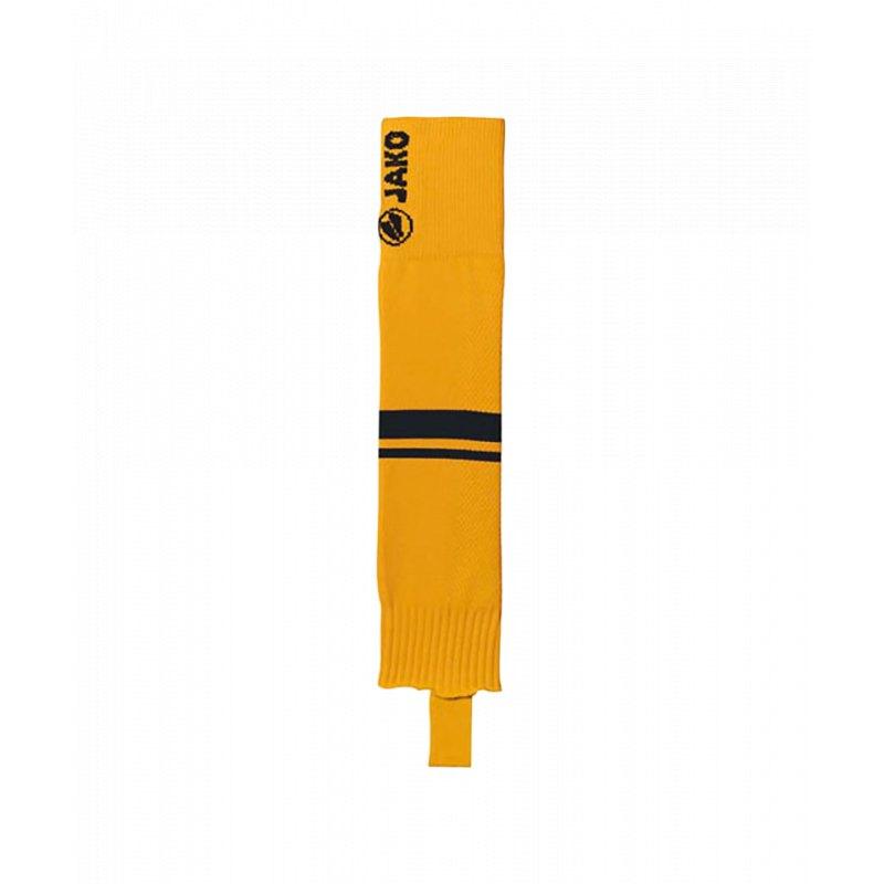 Jako Stutzen Atletico Gelb Schwarz F03 - gelb