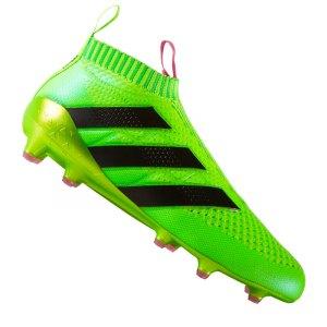 Adidas Schuhe Grün Pink