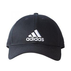 adidas-cap-cotton-kappe-schwarz-weiss-freizeitkappe-sportbekleidung-muetze-s98151.jpg