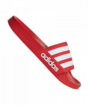 Verfeinerung Adidas Adilette Cloudfoam Ultra ( SchwarzWeiß