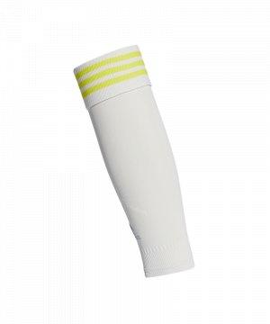 adidas-compression-sleeve-weiss-gelb-ausruestung-equipement-stutzen-cv7529.jpg