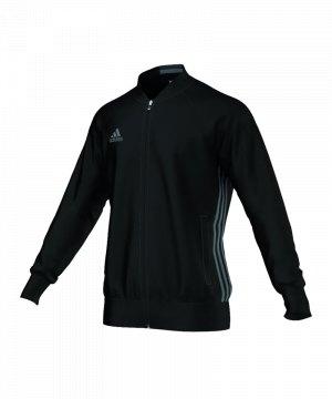 adidas Trainingsjacke   Polyesterjacke   Präsentationsjacke ... 8937c72461