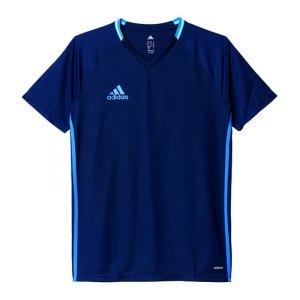adidas-condivo-16-trainingsshirt-herren-maenner-man-erwachsene-sportbekleidung-verein-teamwear-kurzarm-blau-s93535.jpg
