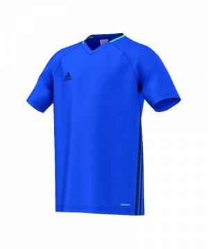 adidas-condivo-16-trainingsshirt-kids-kinder-children-oberteil-kurzarm-verein-sportbekleidung-blau-ab3063.jpg