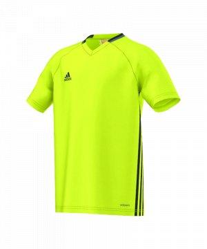 adidas-condivo-16-trainingsshirt-kids-kinder-children-oberteil-kurzarm-verein-sportbekleidung-gelb-s93540.jpg