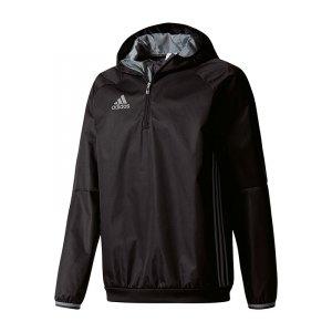 adidas-condivo-16-windbreaker-1-4-zip-schwarz-ziphoodie-kapuzenpullover-windjacke-running-teamsport-ce9398.jpg