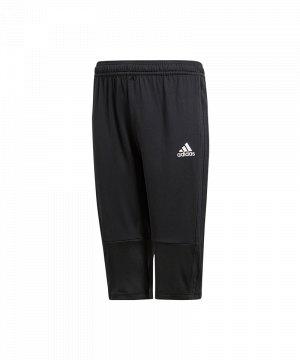 adidas Tiro 17 34 Pant Hose (AY2879) in Schwarz