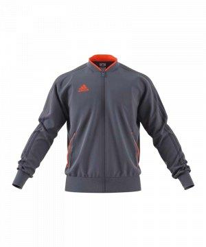 adidas-condivo-18-polyesterjacke-grau-orange-fussball-teamsport-football-soccer-verein-cf4318.jpg
