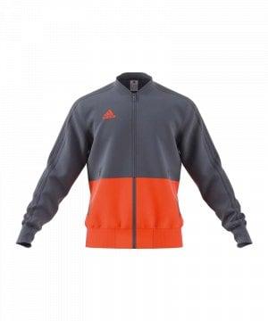 adidas-condivo-18-praesentationsjacke-grau-orange-fussball-teamsport-football-soccer-verein-cf4312.jpg
