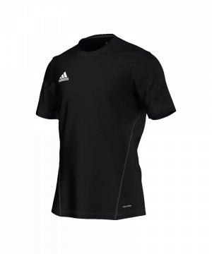 adidas-core-15-trainingsshirt-t-shirt-kurzarmshirt-trainingsjersey-kids-kinder-children-schwarz-weiss-s22398.jpg