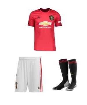 Manchester United Trikot 2019 2020 | Stutzen | Shorts