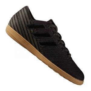adidas-nemeziz-17-4-in-halle-j-kids-schwarz-equipment-fussballschuhe-ausruestung-spieler-teamsport-stollen-messi-cg3389.jpg