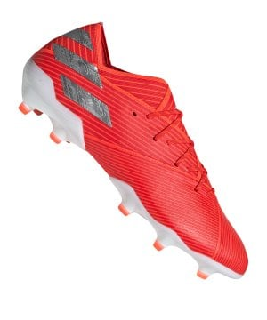 0abbb9e3baab8b adidas-nemeziz-19-1-fg-rot-silber-fussball-