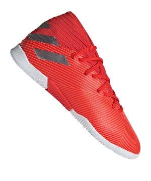 adidas-nemeziz-19-3-in-halle-j-kids-rot-silber-fussball-schuhe-kinder-halle-f99945.jpg