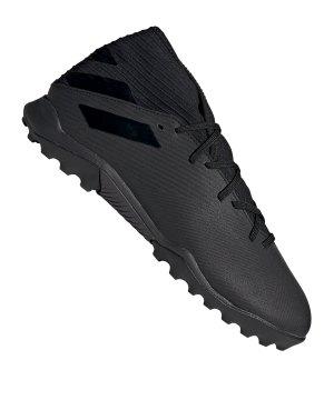 adidas-nemeziz-19-3-tf-schwarz-fussball-schuhe-turf-f34428.jpg