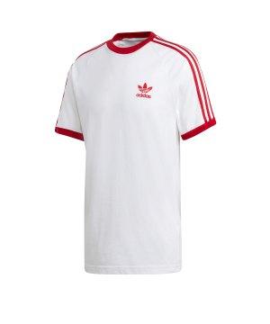 5d772871156b1d adidas-originals-3-stripes-t-shirt-weiss-rot-