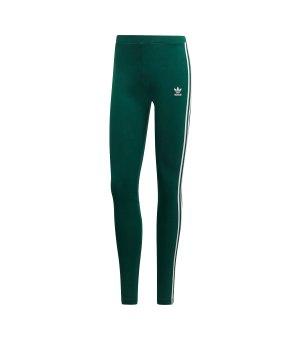 8818eb26b8f1c9 adidas-originals-crew-sweatshirt-damen-frauen-gruen-lifestyle-. adidas. Originals  3 Stripes Leggings ...