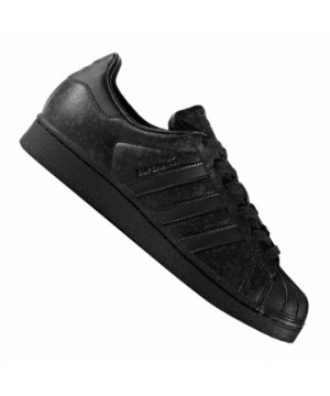 adidas damen schwarz superstar