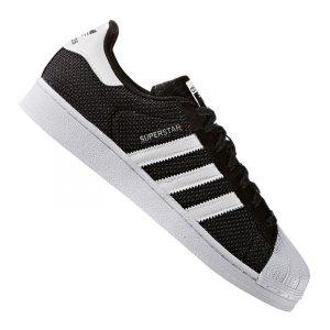 Adidas Schwarz Superstar