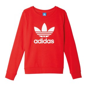adidas-originals-trefoil-crew-sweat-damen-rot-lifestyle-freizeit-streetwear-pullover-longsleeve-frauen-women-ay8118.jpg