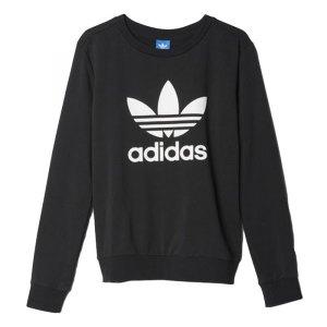 adidas-originals-trefoil-crew-sweat-damen-schwarz-lifestyle-freizeit-streetwear-pullover-longsleeve-frauen-women-ay8117.jpg