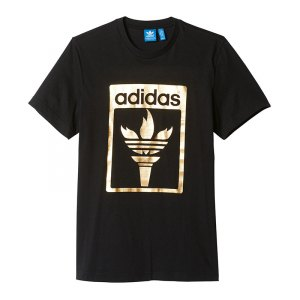 adidas-originals-trefoil-fire-tee-t-shirt-schwarz-freizeitbekleidung-kurzshirt-men-herren-maenner-lifestyle-az1031.jpg