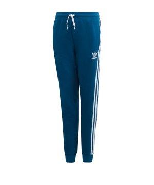 6c962a030ab9f9 adidas-originals-trefoil-jogginghose-kids-kinder-blau-lifestyle-