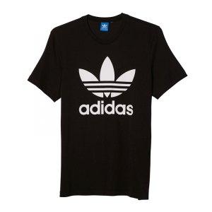 adidas-originals-trefoil-tee-t-shirt-schwarz-weiss-kurzarm-shortsleeve-freizeit-lifestyle-streetwear-men-herren-aj8830.jpg