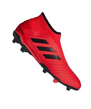 the latest 5ca22 5a85b adidas-predator-19-3-fg-rot-schwarz-f99730-